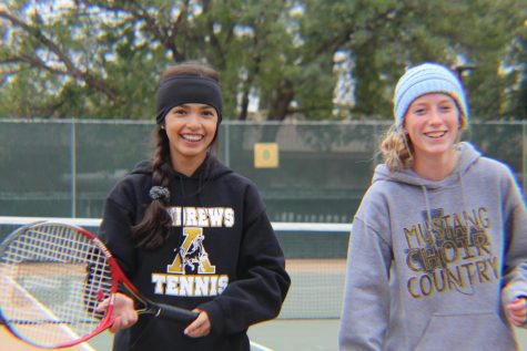 Tennis Team Victorious Against Seminole
