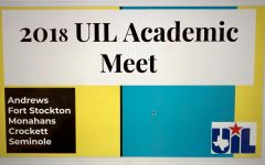AMS Hosts District UIL Meet