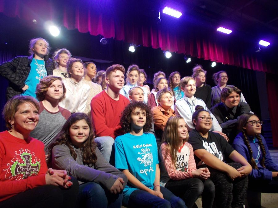 One-Act Sweeps Competition