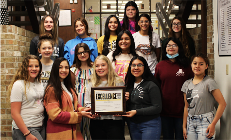 Congratulations AMS Yearbook Staff